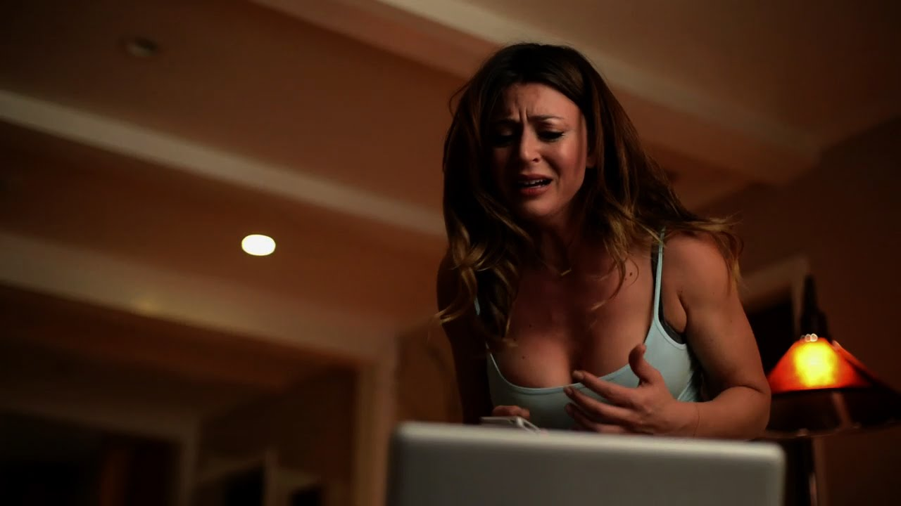 SKYPEMARE - Horror Short Film Starring Cerina Vincent