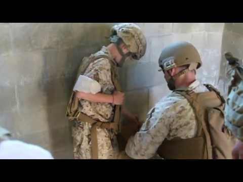 Nathan Becomes a Marine - Make A Wish San Diego