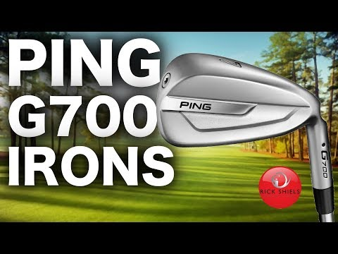 The Most FORGIVING PING Irons I've Hit - G700 Review