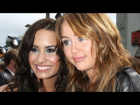 Demi Lovato Reveals NOT Friends with Miley Cyrus Anymore