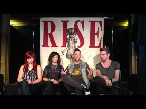 Skillet - The Road To Rise VIP Experience
