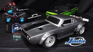 Nonton Fast & Furious 8 - Dom's Ice Charger Remote Control Car - Jada Toys Unboxing Film Subtitle Indonesia Streaming Movie Download