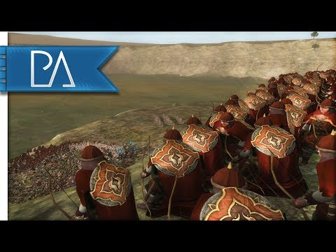 CRAZY EPIC BATTLE TO THE LAST - Third Age Total War Reforged Mod Gameplay