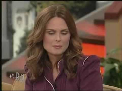 Emily Deschanel Interview At Bonnie Hunt Show 05122009 Part 1