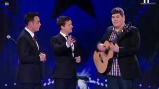 Michael Collings - Final - Britain's Got Talent 2011