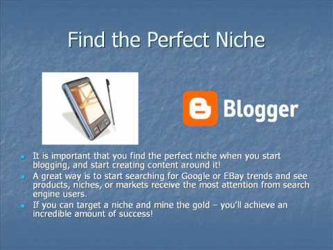 Make Money Blogging Online – Mini-Tutorial