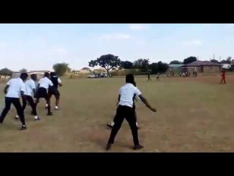 Sarafina Dance, Magongoa Group performing in Junior Dipapadi Sports Tournament