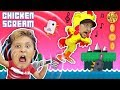 Download Video CHICKEN SCREAM! TRY NOT TO LAUGH FGTEEV ers! Super Funny Amazing Game - Music & Whisper Challenge