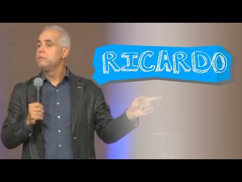 Claudio Duarte - Um pastor cheio de graca - RICARDO