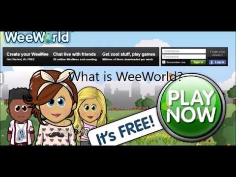 What is WeeWorld?