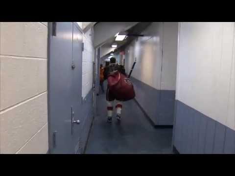 Gotta See It: Glencross says goodbye to Flames (видео)