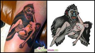 Tatuajes Videos Fotos y Diseños