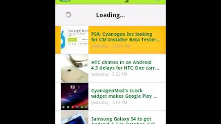 Android News YouTube video