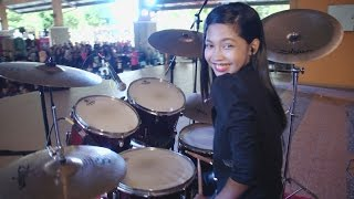 Video Koi Mil Gaya LIVE Drum Cover by Nur Amira Syahira MP3, 3GP, MP4, WEBM, AVI, FLV Agustus 2018