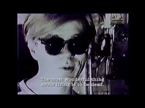 Welcome to Andy Warhol's Silver Factory (видео)