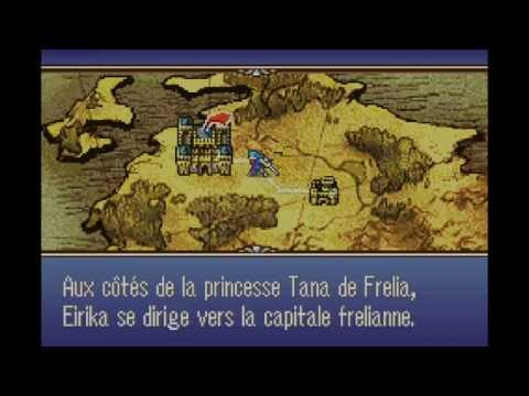 Fire Emblem : The Sacred Stones Wii U