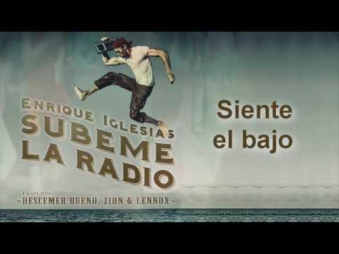 Enrique Iglesias - SUBEME LA RADIO Animated Lyric Video ft  Descemer Bueno, Zion & Lennox