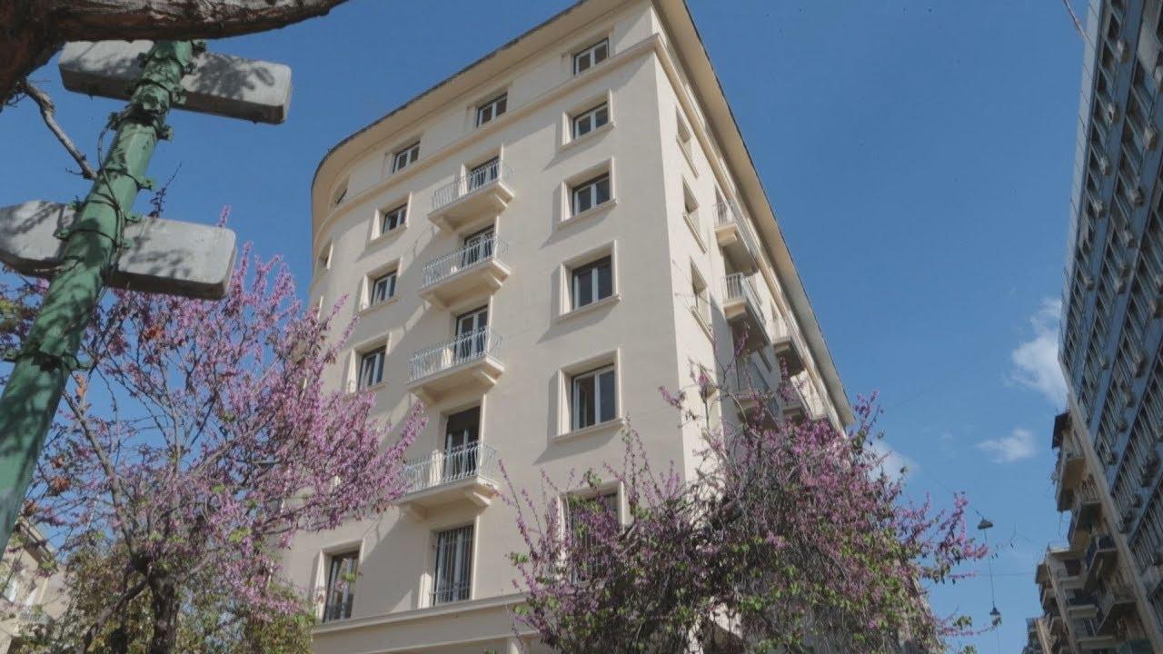 Το κέντρο φιλοξενείας αστέγων του Δήμου Αθήνας