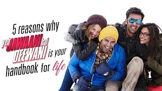 A journey that defined this generation and taught everyone how to celebrate love, friendship and life. Celebrating 4 years of Yeh Jawaani Hai Deewani, and here are 5 reasons why this film is your handbook for life. Subscribe for Regular Updateshttp://goo.gl/tBtxttLike us on http://www.facebook.com/DharmaMoviesFollow us onhttp://www.twitter.com/DharmaMovieshttps://www.instagram.com/dharmamoviesCircle us on Google+https://plus.google.com/+DharmaMovies