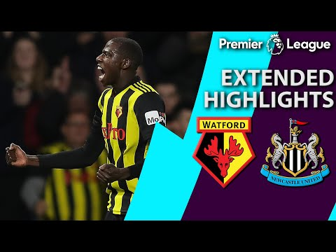 Video: Watford v. Newcastle | PREMIER LEAGUE EXTENDED HIGHLIGHTS | 12/29/18 | NBC Sports
