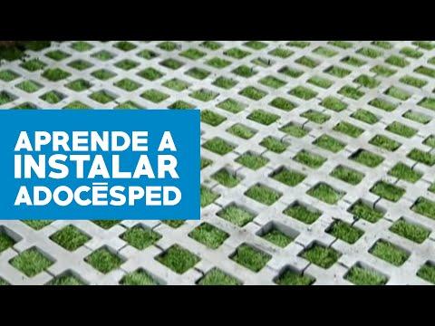 Adocretos en chile videos videos relacionados con for Colocar cesped artificial sobre tierra