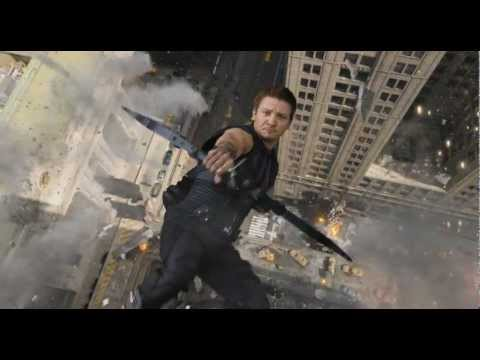0 ACTION, EXPLOSIONS GALORE IN NEW AVENGERS TRAILER