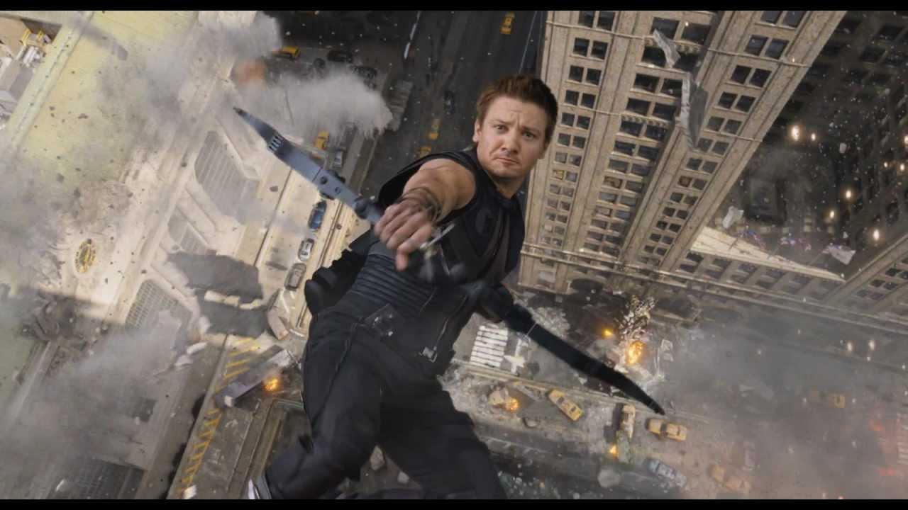 Trailer for The Avengers (2012) Image