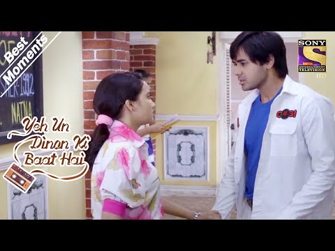 Yeh Un Dinon Ki Baat Hai | Naina & Sameer Confront Each Other | Best Moments