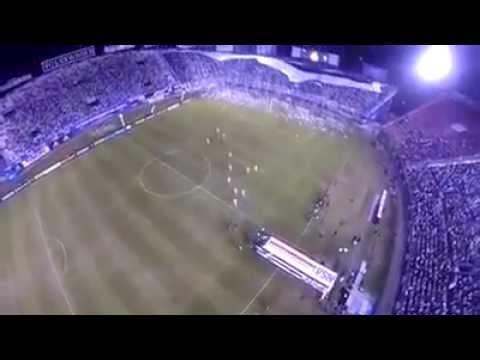 LA BARRA DEL OLIMPIA - El Mejor Recibimiento 2014 - La Barra del Olimpia - Olimpia