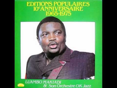Franco Luambo Makiadi - Emilie na Gabon_