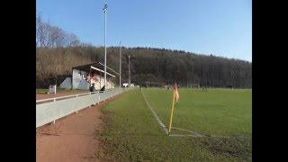 Freyming-Merlebach France  City new picture : Stade Philippe Schuth Freyming-Merlebach STO Merlebach Lorraine France Frankreich