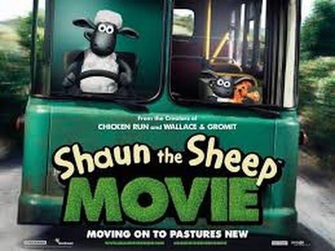 Shaun The Sheep Streaming HD Online ~ Non Stop Cartoon 2015