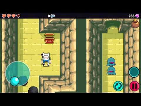 Video of Adventure Time: Heroes of Ooo