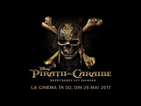 Pirații din Caraibe: Răzbunarea lui Salazar (Salazar's Revenge) - Spot 20s - Ghostly - 2017