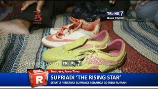Video TRANS7 JATIM - Sepatu Ajaib Supriadi, Rising Star Timnas U 16 MP3, 3GP, MP4, WEBM, AVI, FLV Agustus 2018