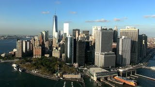 NEW YORK CITY | Amazing Helicopter Tour