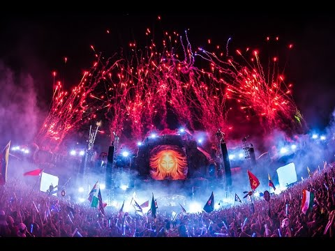 TomorrowWorld 2014 | official aftermovie (видео)