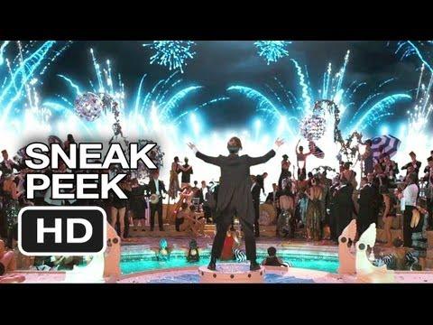 The Great Gatsby Sneak Peek - A Little Party Never Killed Nobody (2013) - Leonardo DiCaprio Movie HD
