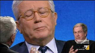 Giulio Tremonti: 'Padoan un arlecchino, Renzi incubo a reti unificate'