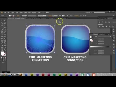 How To Create Icons In Illustrator