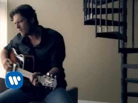 Blake Shelton – She Wouldn't Be Gone (Video)