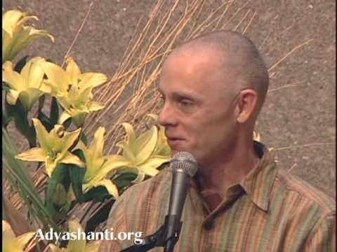 Adyashanti Video: Being the Witness, The Watcher is of the Ego
