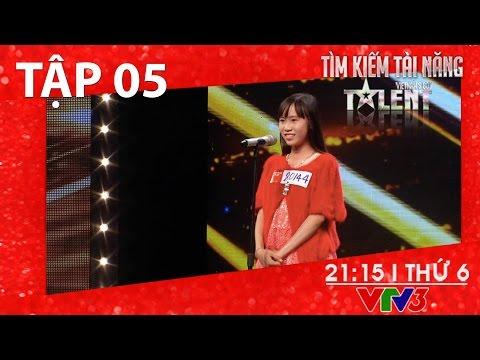 Vietnam's Got Talent 2016 - TẬP 5 Full (ngày 29/01/2016)