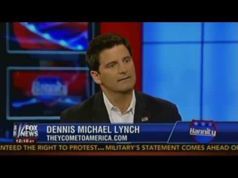 "Video: Dennis Lynch: ""They Come to America"", Scottsdale, Nov 1, 2013"