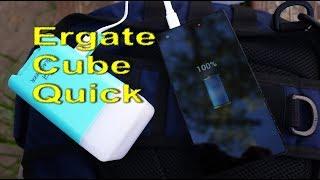 Фонарь на 400 люмен со встроенным зарядным устройством и аккумулятором 10800 мА/ч Fire-Maple CUBE QUICK