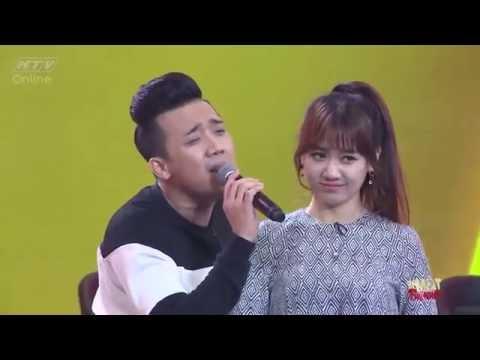 Hát nhạc chế Anh cứ đi đi. Trấn Thành hát giành cho Hariwon siêu buồn cười - Thời lượng: 4:41.