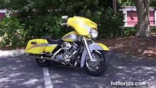 10. 2005 Harley Davidson CVO Electra Glide  - Used Motorcycles for sale