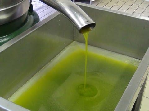 Produzione dell'olio - Metodo Tradizionale