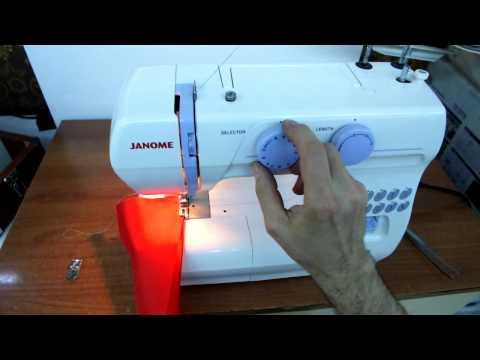 Maquina De Coser Janome 1008 Manual