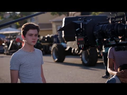 A Wrinkle in Time | Levi Miller | Calvin O'Keefe